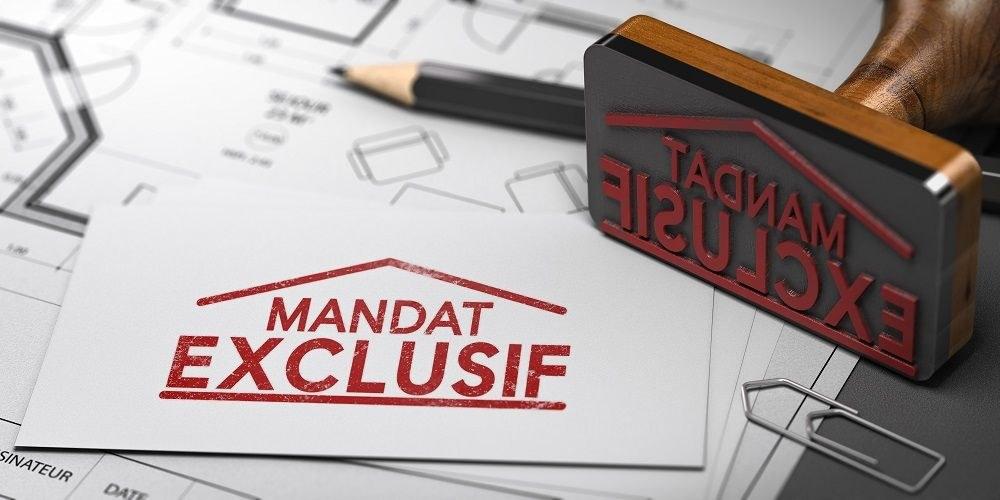 Qu'est ce qu'un mandat exclusif et pourquoi le choisir pour vendre votre logement ?